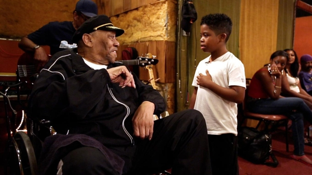 Take Me to the River - Bobby Bland & Lil P Nut