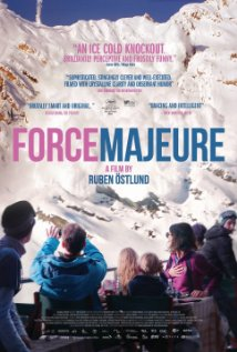 Force Majeure - Poster