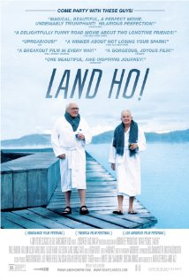 Land Ho - Poster