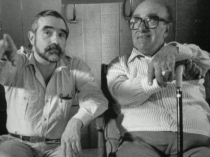 Martin & Charles Scorsese
