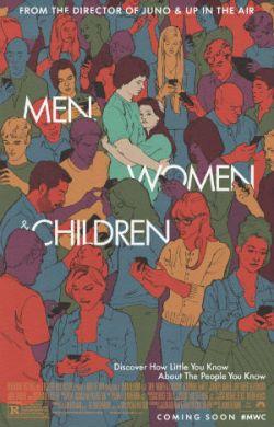 Men, Women & Children - Poster
