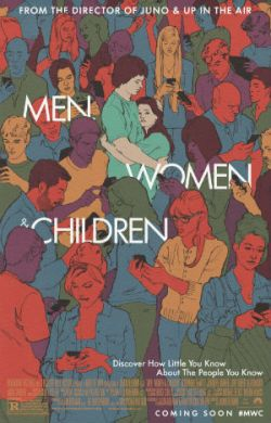 Men, Women & Children - Poster