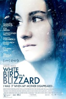 White Bird in a Blizzard - Poster