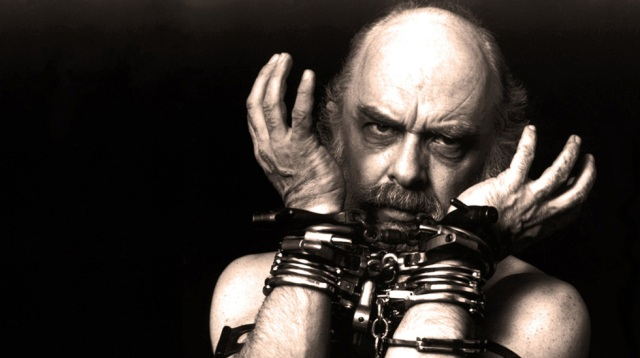 "James Randi ""An Honest Liar"""