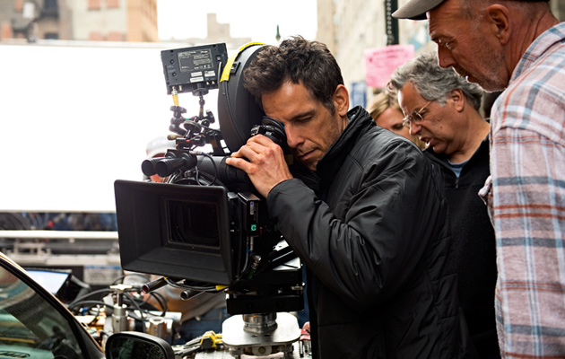 Ben Stiller - The Secret Life of Walter Mitty