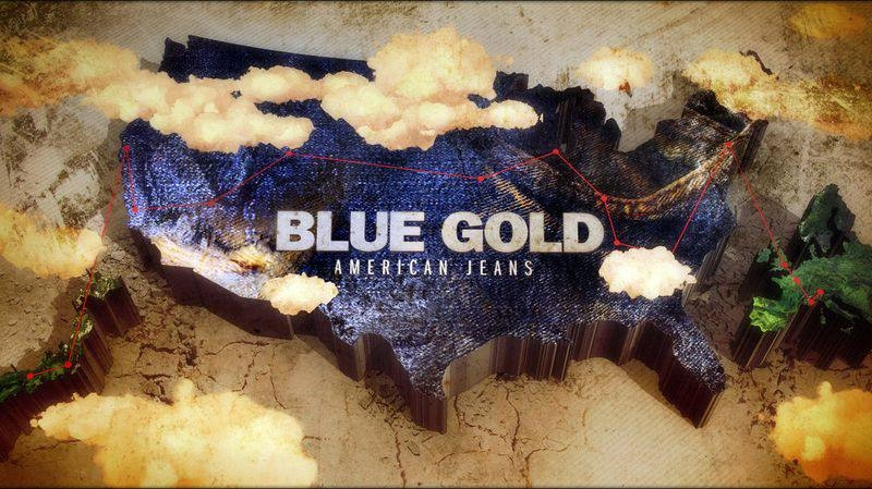 Blue Gold American Jeans