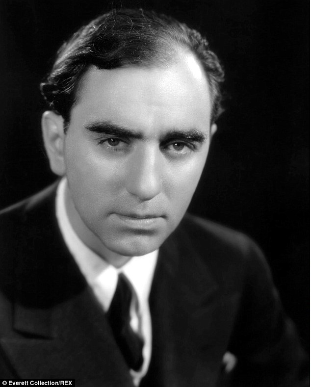 Busby Berkeley - Portrait