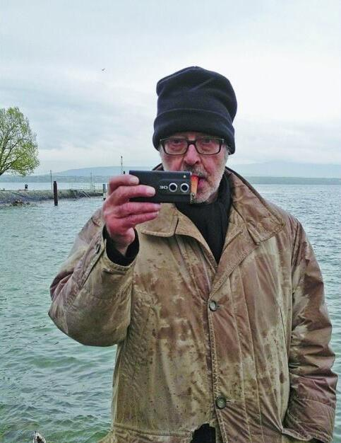 Jean-Luc Godard - Selfie