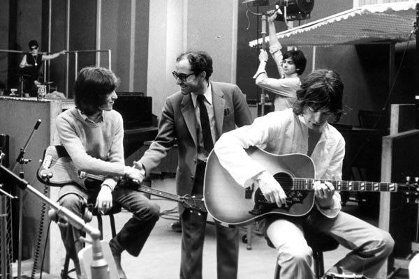 """Godard meets The Rolling Stones """"Sympathy for the Devil"""" (1968)"""
