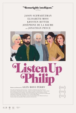 Listen Up Philip - Poster