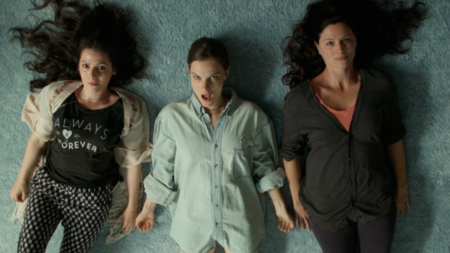 "Jennifer Lafleur, Lindsay Burdge, Aleksa Palladino ""The Midnight Swim"" (2014)"