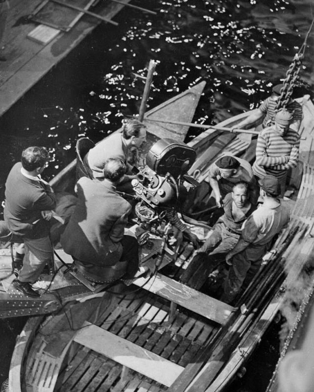 """Passage to Marseille "" (1944)"