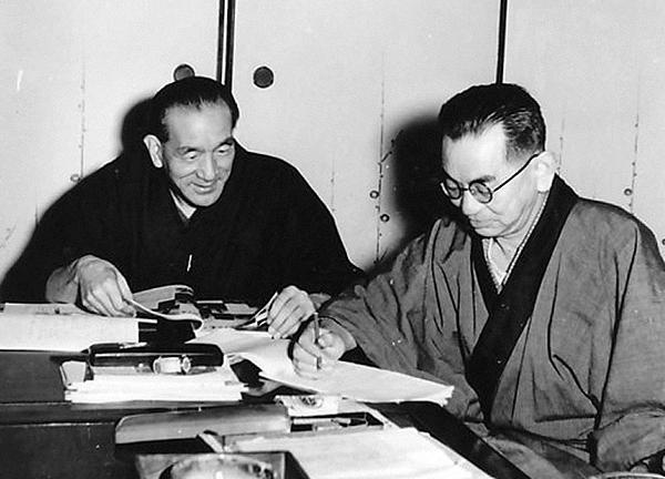 Ozu & Noda
