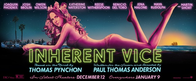 Inherent Vice - Wallpaper