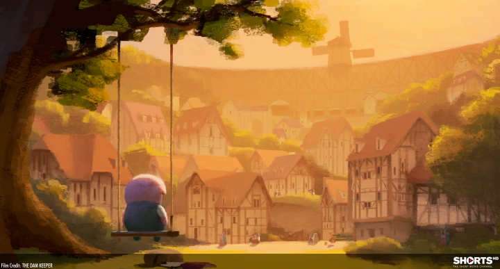 """The Dam Keeper"""