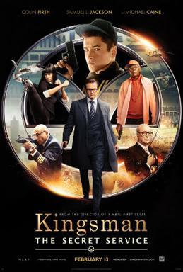 Kingsman - Poster