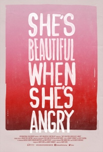 She's Beautiful When She's Angry - Poster