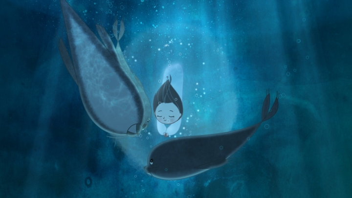 'Song of the Sea' Courtesy of GKIDS