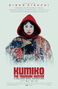 Kumiko, The Treasure Hunter - Poster
