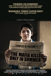 The Mafia Only Kills in Summer - Poster