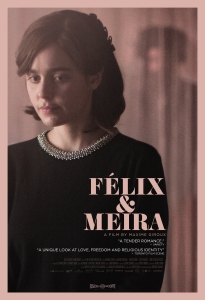 Felix and Meira - Poster