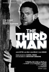 The Third Man - Poster