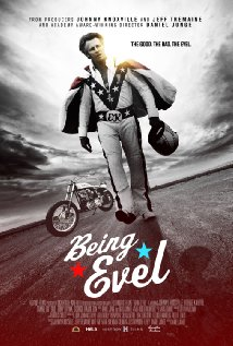 Being Evel - Poster