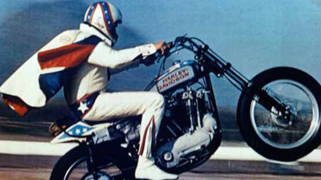 Being Evel - The Rider