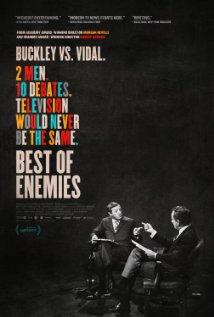 Best of Enemies - Poster