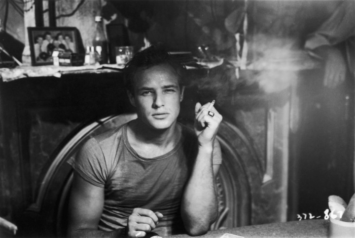 DB3WN8 A STREETCAR NAMED DESIRE Warner Bros., 1951. Directed by Elia Kazan With Vivien Leigh, Marlon Brando