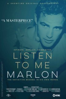 Listen to Me Marlon - Poster