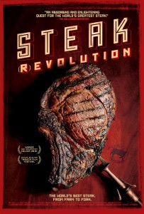 Steak Revolution - Poster