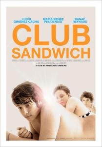 Club Sandwich - Poster