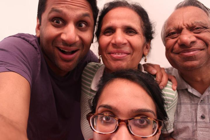 Meet the Patels - Family