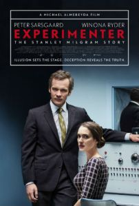 Experimenter - Poster