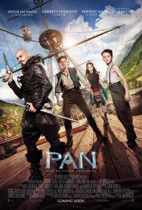 Pan - Poster
