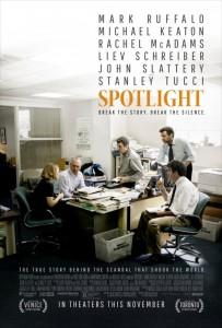 Spotlight - Poster