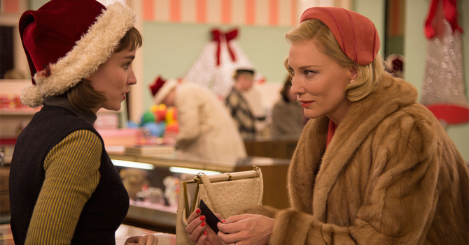 """Carol"" Courtesy of The Weinstein Company"""