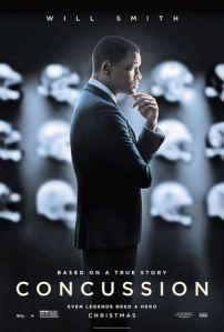 Concussion - Poster