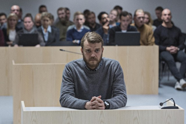 Pilou Asbæk in A WAR, a Magnolia Pictures release. Photo courtesy of Magnolia Pictures.