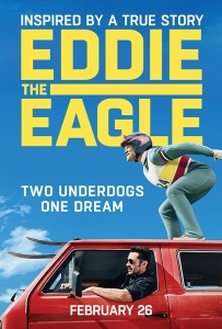 Eddie the Eagle - Poster