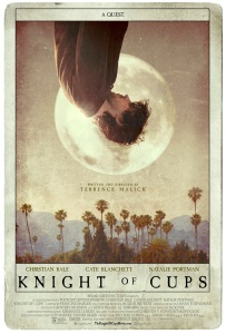 Knight of Cups - Bale poster