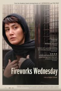 Firework Wednesday - Poster
