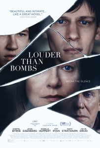 Louder Than Bombs - Poster