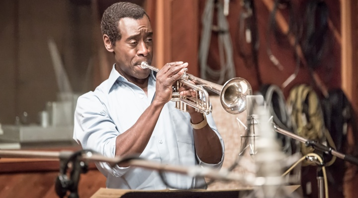 """Director and star Don Cheadle in """"Miles Ahead"""" Courtesy of Sony Pictures Classics"""