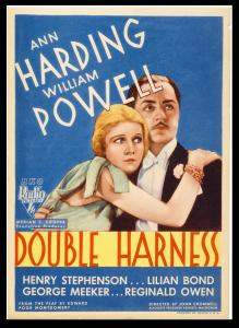 Double Harness - Poster