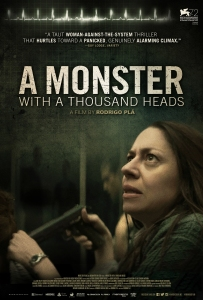 A Monster with a Thousand Heads - Poster