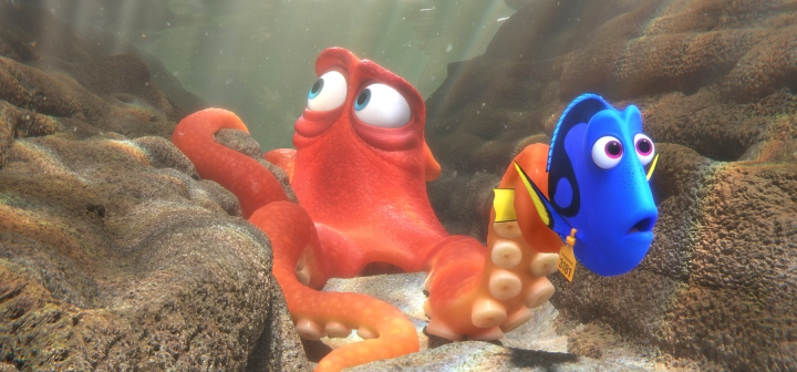 """Finding Dory"" ©Walt Disney Pictures"