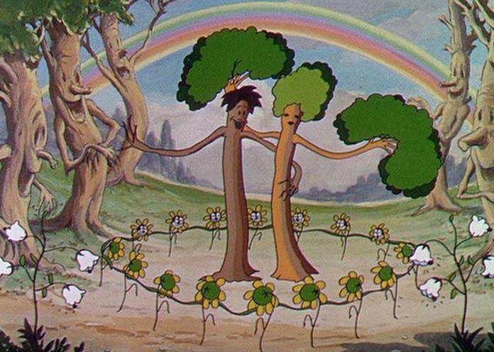 """Flowers & Trees"" (1932)"
