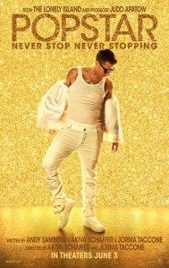 Popstar Never Stop Never Stopping - Poster